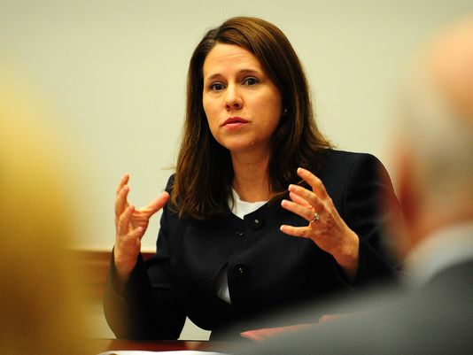 Holly Boffy, who was elected to BESE in 2010, has been a outspoken supporter of Common Core.