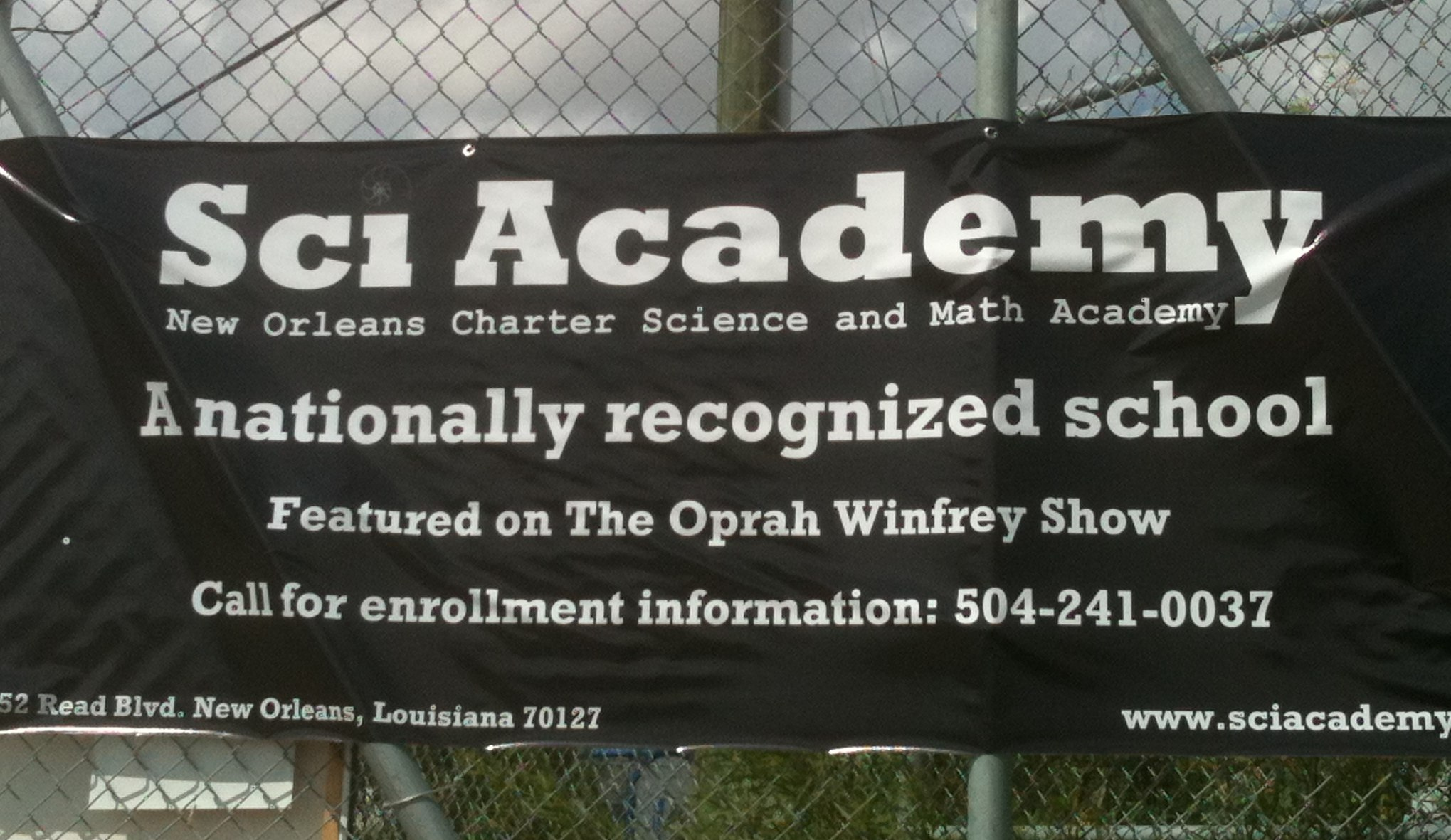 Sci Academy outperformed its predicted ACT Index by 34 points.