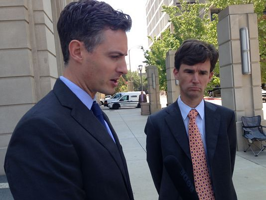 John White (left) and Chas Roemer don't mince words about Jindal's CCSS plan.