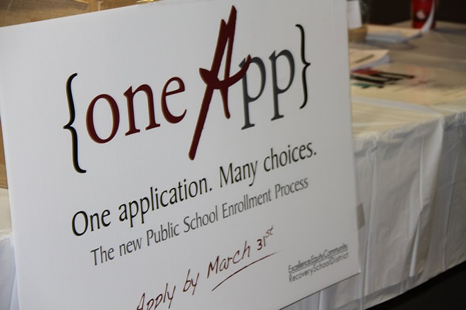 The advent of OneApp, a centralized enrollment process, ensures schools can't game the system.