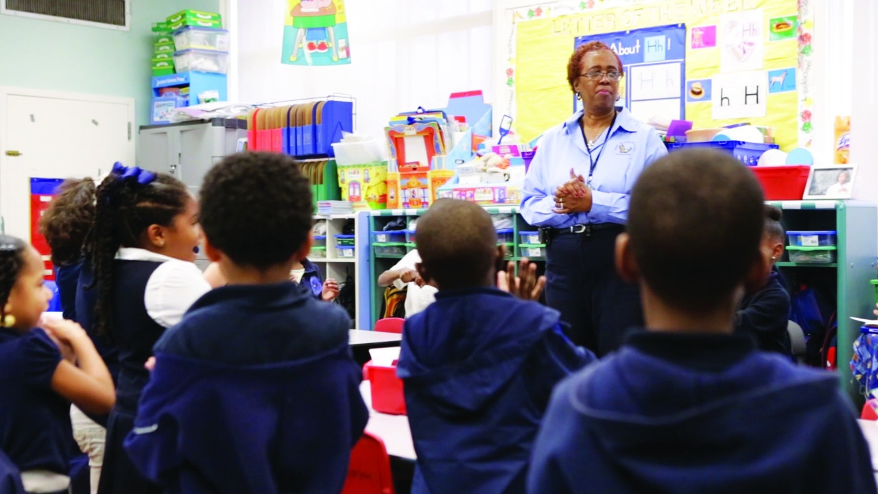 """Schools like Mary Bethune refute the """"poverty trumps education"""" argument"""