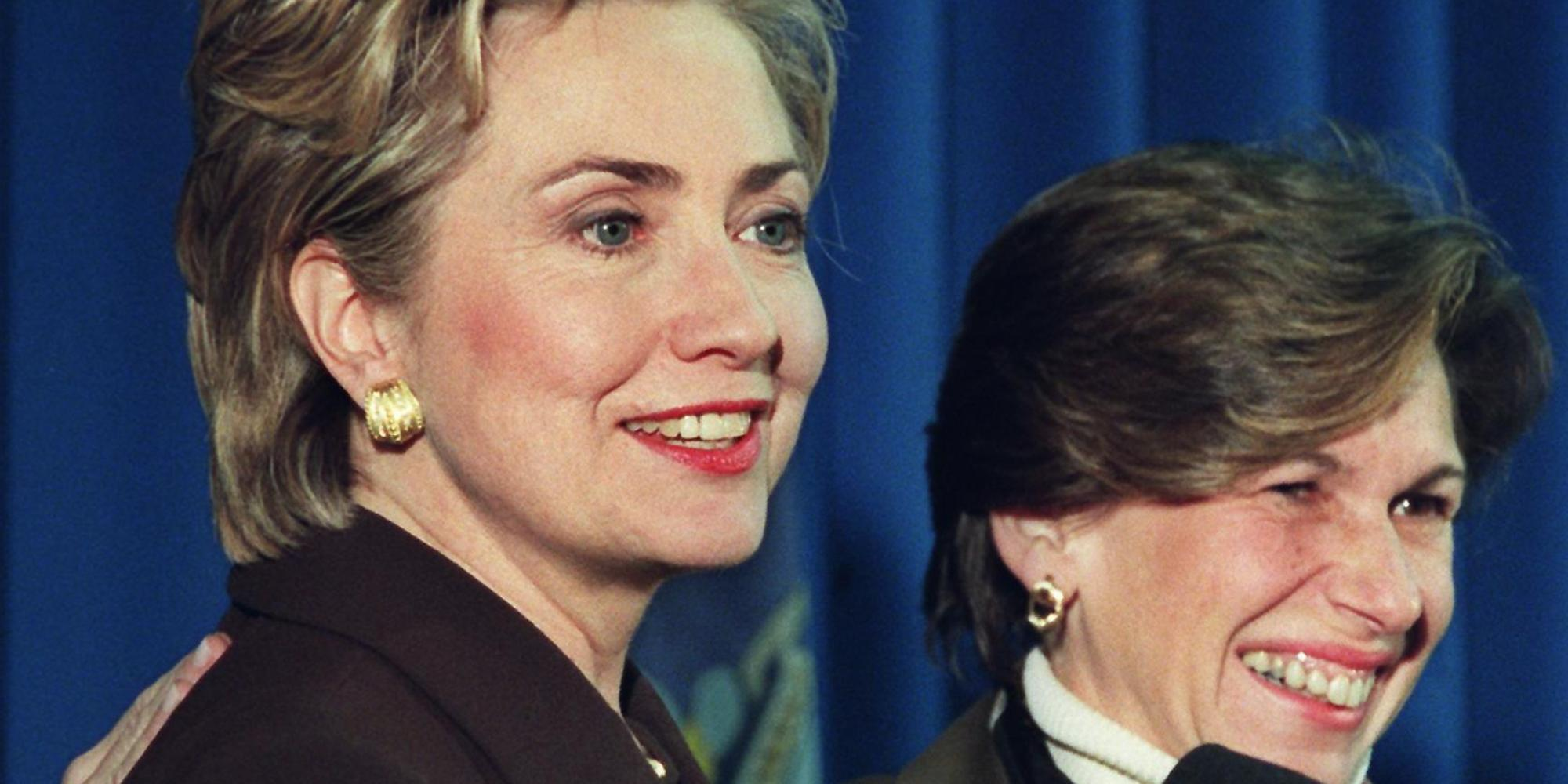 Randi Weingarten took flak from some AFT members for pushing for an early endorsement of Hillary Clinton.