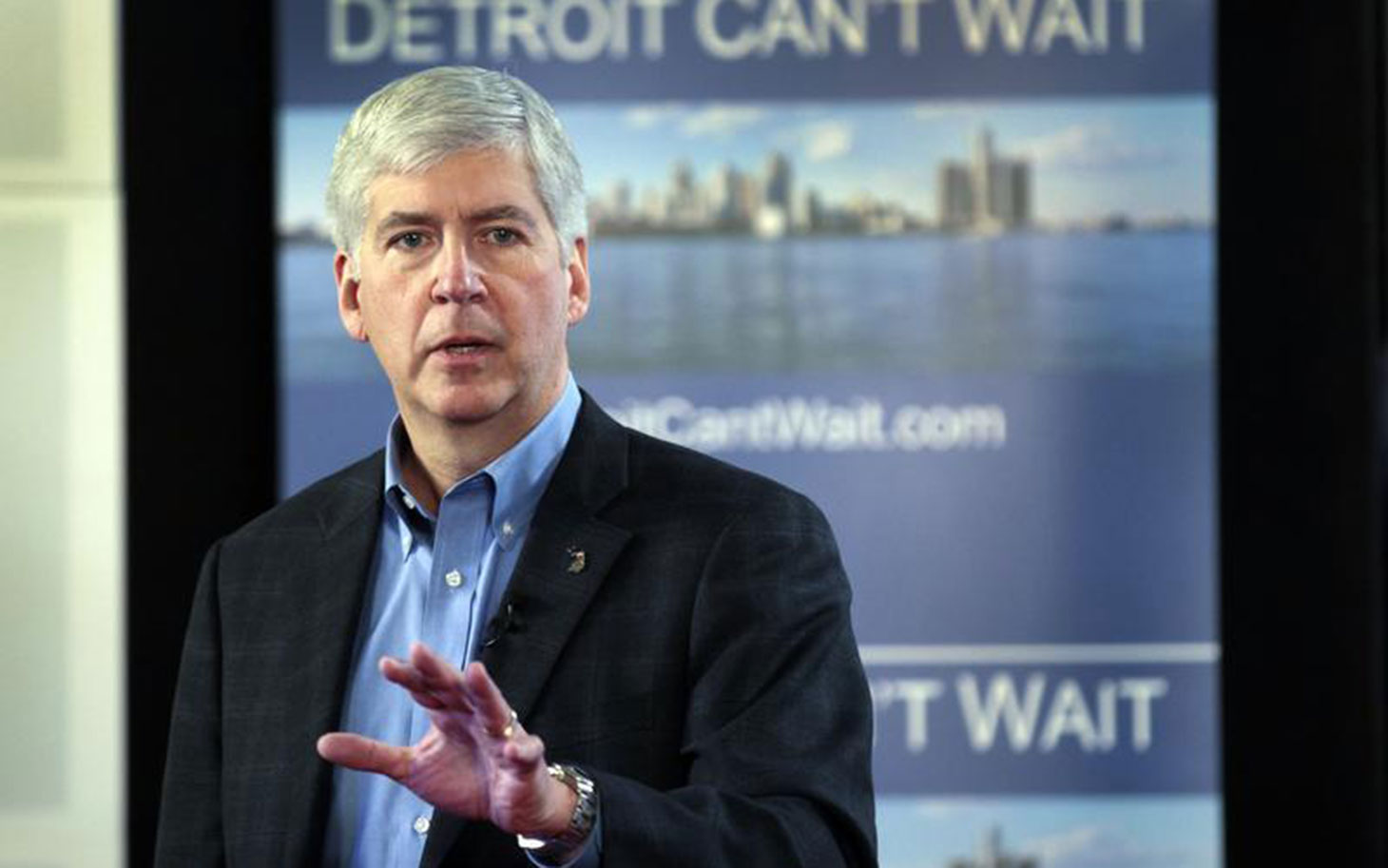 Michigan Governor Rick Snyder is trying to consolidate control over Detroit's charters.