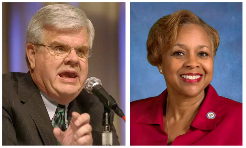 Public Service Commissioner Foster Campbell & Sen. Yvonne Dorsey-Colomb scored big.