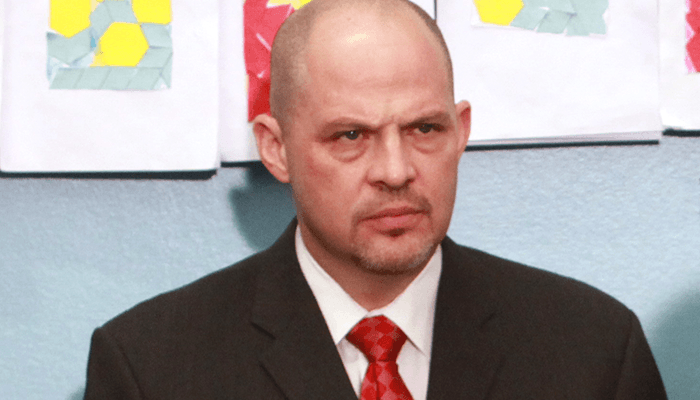 """UFT head Michael Mulgrew intentionally wanted to """"gum up the works"""" of NYC's evaluations."""