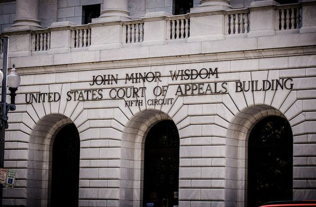 The 5th Circuit Court of Appeals in New Orleans is considered the most conservative appeals court in the nation.