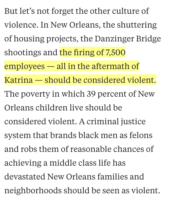 """From """"Bringing a horn to a gun fight: One musician's culturally relevant response to urban violence"""" - Hechinger Report: December 1, 2015"""
