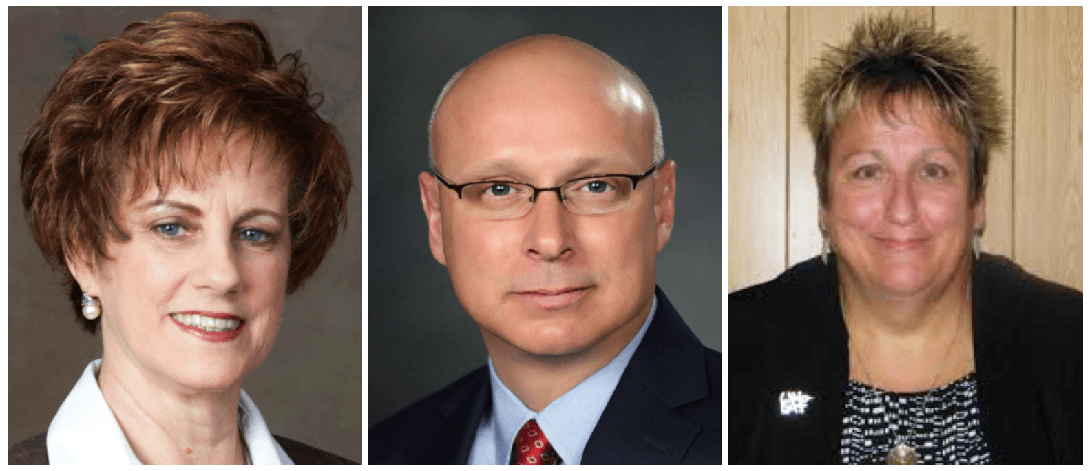 Debbie Meaux, Scott Richard, and Debra Schum have all been on the losing side of several education fights.